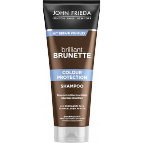 John Frieda Brilliant Brunette Colour Protection Shampoo 250 ml