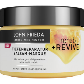 John Frieda Rehab+Revive Tiefenreparatur Balsam-Masque 250ML