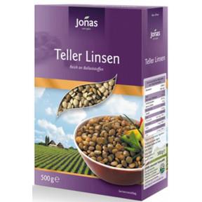 Jonas Teller Linsen 500G