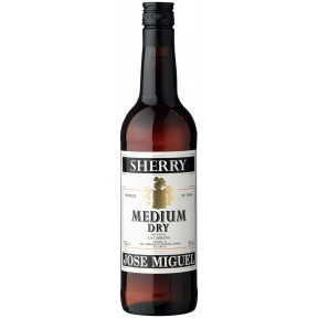 Jose Miguel Sherry Medium Dry