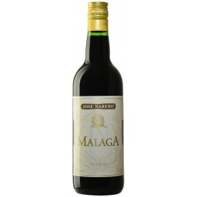 Jose Naredo Malaga 0,75 ltr