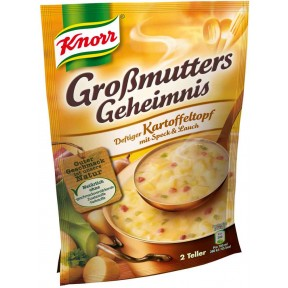 Knorr Großmutters Geheimnis Deftiger Kartoffeltopf 90 g