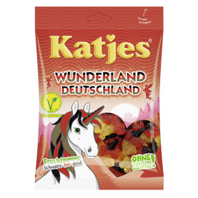 Katjes Wunderland Deutschland 200G
