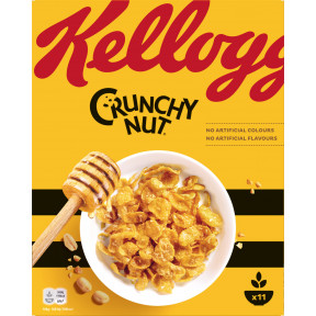 Kelloggs Crunchy Nut 330G
