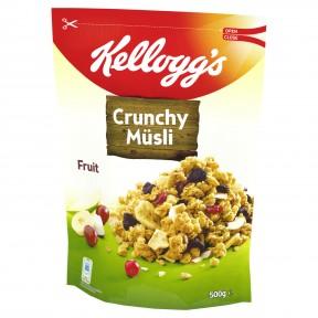Kelloggs Crunchy Müsli Frucht