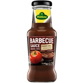 Kühne Barbecue Grillsauce 250 ml