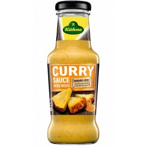 Kühne Curry Grillsauce 250 ml