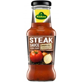 Kühne Steak Grillsauce 250 ml