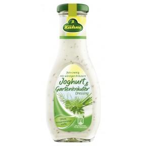 Kühne Joghurt & Gartenkräuter Dessing 250 ml