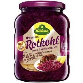 Kühne Rotkohl Original 680 g