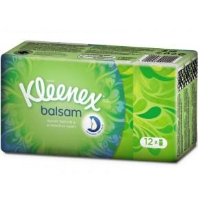 Kleenex Taschentücher Balsam 12x 9 Tücher