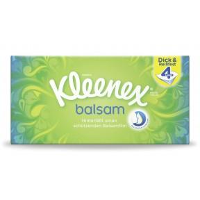 Kleenex Balsam Taschentücher Box 4lagig
