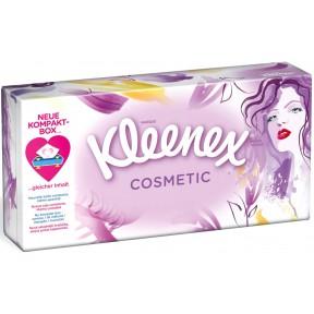 Kleenex Kosmetiktücher Box 80 Tücher