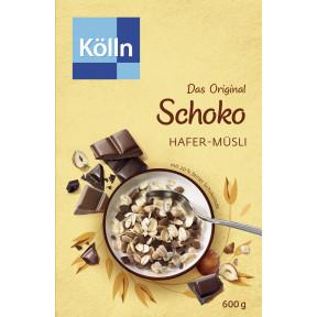 Kölln Müsli Schoko 600G