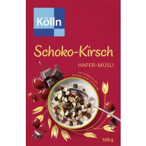 Kölln Müsli Schoko Kirsch 500G