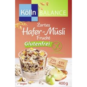 Kölln Balance Zartes Hafer-Müsli Frucht Glutenfrei
