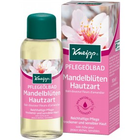 Kneipp Pflegeölbad Mandelblüten Hautzart 100 ml