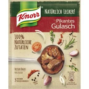 Knorr Natürlich Lecker! Pikantes Gulasch 63 g