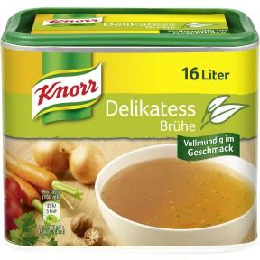 Knorr Delikatess Brühe in der Dose 329 g