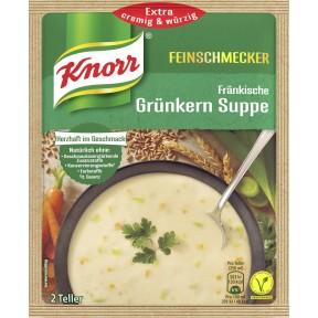 Knorr Feinschmecker Fränkische Grünkern Suppe 56 g