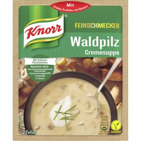 Knorr Feinschmecker Waldpilz Suppe 48 g