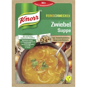 Knorr Feinschmecker Zwiebel Suppe 62 g