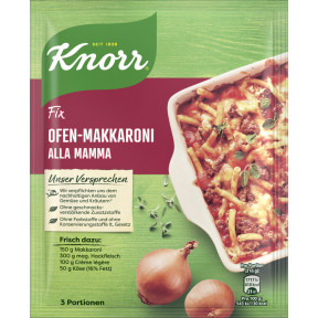 Knorr Fix Ofen-Makkaroni alla Mamma 48 g