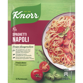 Knorr Fix Spaghetti Napoli 39 g