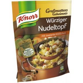Knorr Großmutters Geheimnis Würziger Nudeltopf 72 g