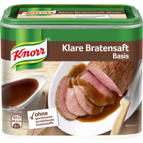 Knorr Klare Bratensaft Basis 235 g