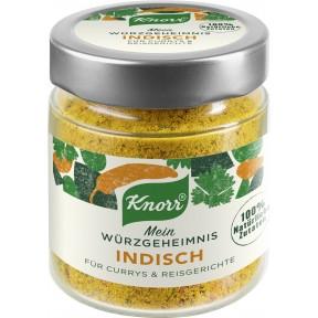 Knorr Mein Würzgeheimnis Indisch 85 g