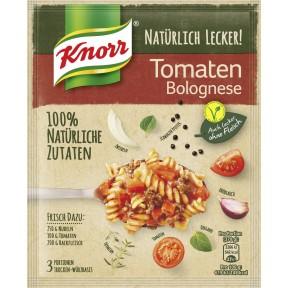 Knorr Natürlich Lecker Tomaten Bolognese 44 g