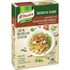 Knorr Natürlich Lecker Salatdressing Italienische Kräuter