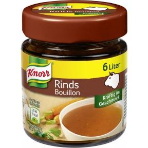 Knorr Rinds Bouillon für 6 Liter