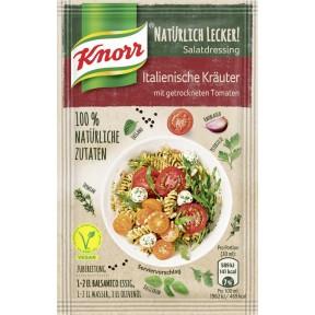 Knorr Salatkrönung Natürlich Lecker! Italienische Kräuter 3x 8,5 g