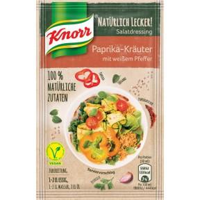 Knorr Salatkrönung Natürlich Lecker! Paprika-Kräuter mit weißem Pfeffer