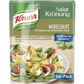 Knorr Salatkrönung Nudelsalat