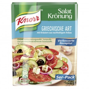 Knorr Salatkrönung Griechische Art
