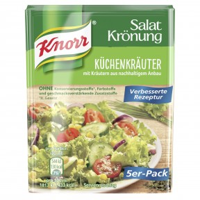 Knorr Salatkrönung Küchenkräuter 5x 8 g