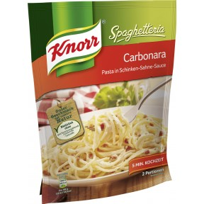 Knorr Spaghetteria Spaghetti Carbonara