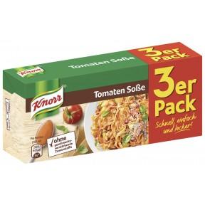 Knorr Tomatensoße Dreierpackung