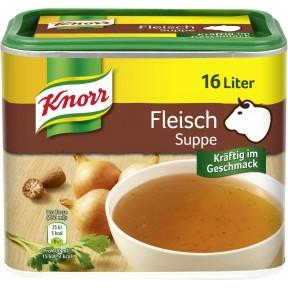 Knorr Fleischsuppe klar