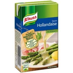 Knorr Sauce Hollandaise mit Kräutern 250 ml