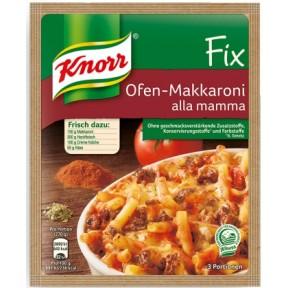 Knorr Fix für Ofen-Makkaroni alla mamma