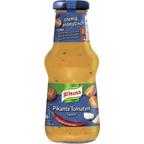 Knorr Pikante Tomate Grillsauce