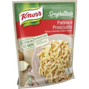 Knorr Spaghetteria Pasta Panna e Prosciutto 166 g