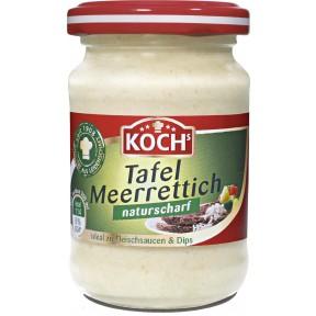 Kochs Tafelmeerrettich naturscharf