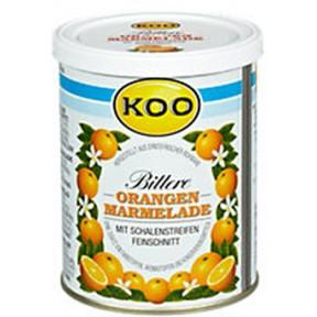 Koo Bittere Orangen Marmelade 450 g