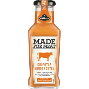 Kühne Made For Meat Chipotle Burger Style 235 ml