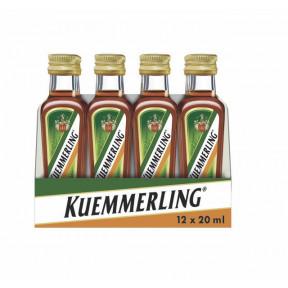 Kuemmerling Kräuterlikör 12x 20 ml